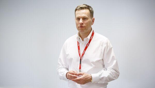 Заснавальнік кампаніі Анега Сяргей Мета - Sputnik Беларусь