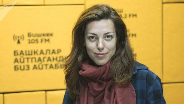 Психолог Александра Стыценко - Sputnik Беларусь