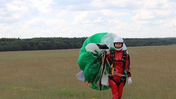 Чемпионат по парашютному спорту - Sputnik Беларусь