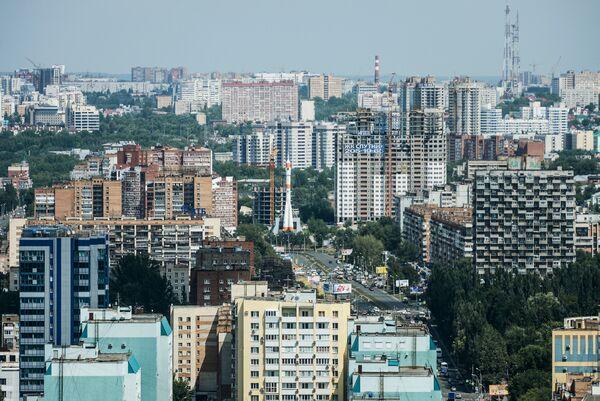 Города России. Самара - Sputnik Беларусь