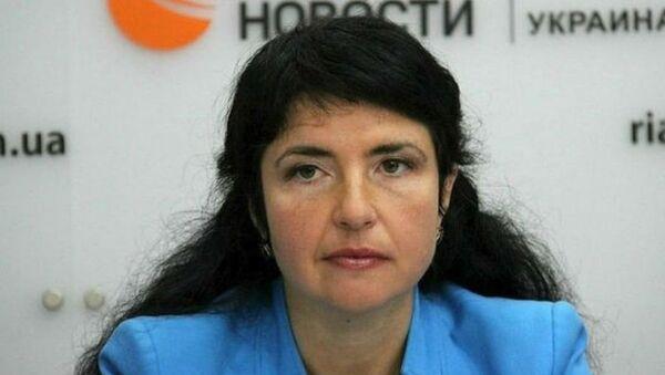 Украинский политолог Янина Соколовская - Sputnik Беларусь