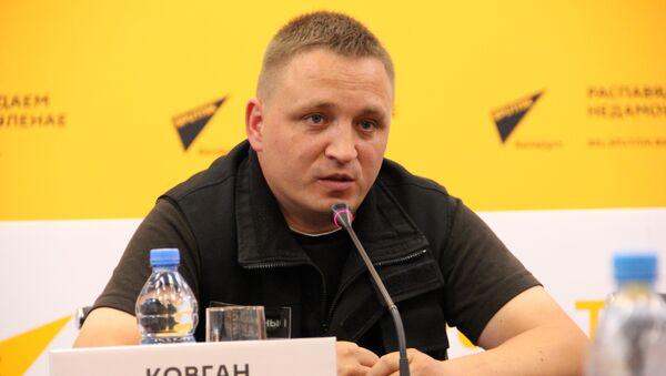 Руководитель поисково-спасательного отряда Ангел Сергей Ковган  - Sputnik Беларусь