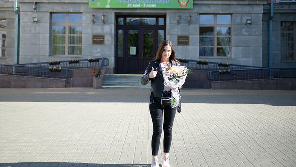 Финалистка Ты супер! Вера Ярошик в Минске - Sputnik Беларусь