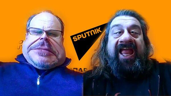 Злыдни о Бабченко: трагикомедь и трагифарс! - Sputnik Беларусь
