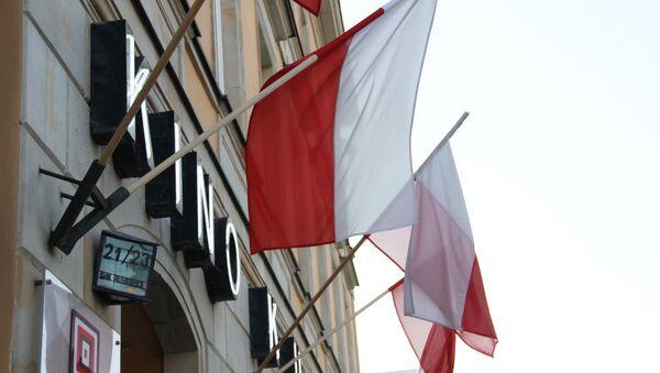 Флаги Польши - Sputnik Беларусь