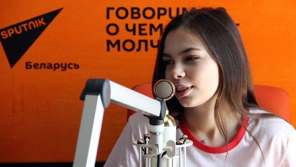 Фіналістка Ты супер! Вера Ярошык - Sputnik Беларусь