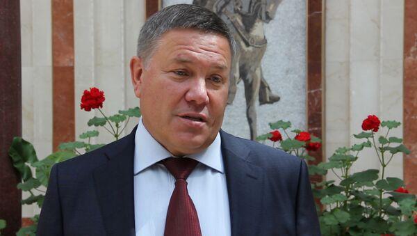 Кувшинников: Беларусь для Вологодской области партнер номер один - Sputnik Беларусь
