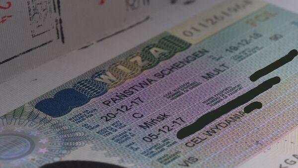 Шенгенская польская виза - Sputnik Беларусь