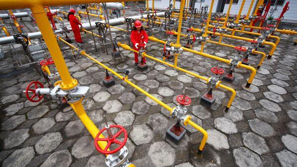 Участок китайского газопровода PetroChina - Sputnik Беларусь