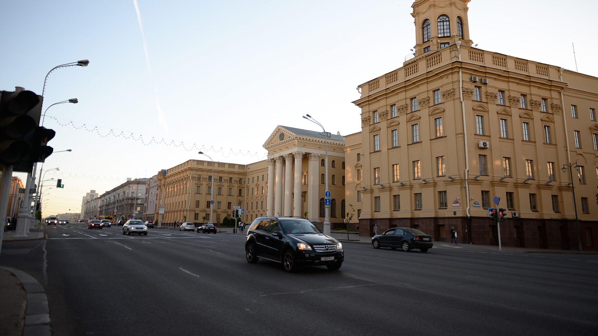 Здание КГБ Беларуси в Минске - Sputnik Беларусь, 1920, 21.04.2021