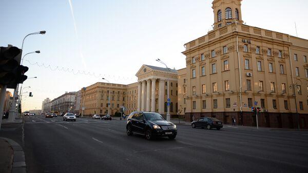 Здание КГБ Беларуси в Минске - Sputnik Беларусь