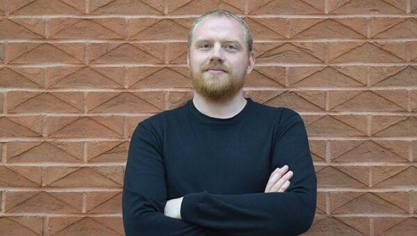 Вэб-медыя-спецыяліст Алег Гурын - Sputnik Беларусь