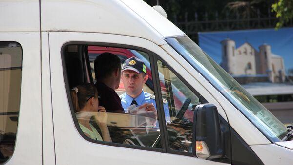 Маршрутное такси - Sputnik Беларусь