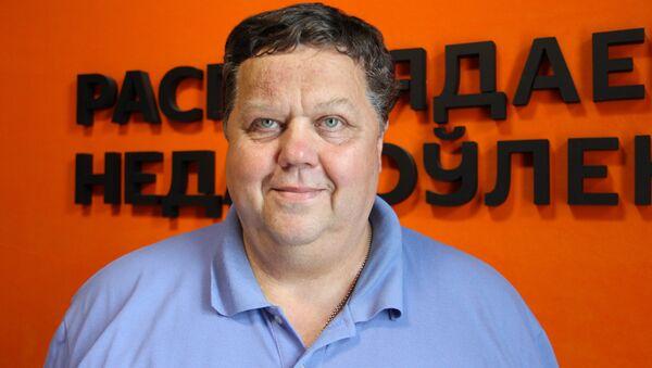 Сопредседатель Республиканской конфедерации предпринимательства Виктор Маргелов  - Sputnik Беларусь