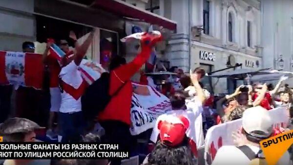 Танцуй, пакуль мундыяль: што адбываецца ў другі дзень чэмпіянату - Sputnik Беларусь