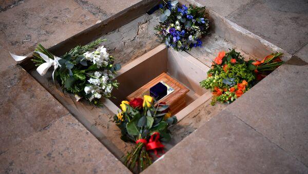 Место захоронения Стивена Хокинга - Sputnik Беларусь