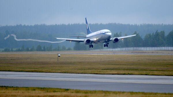Национальный аэропорт Минск — порт приписки авиакомпании Белавиа - Sputnik Беларусь