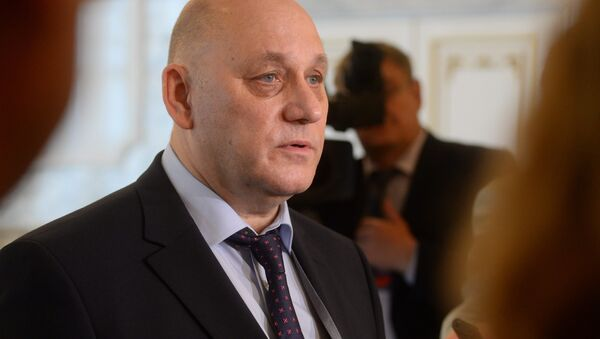 Pаместитель госсекретаря СГ Алексей Кубрин - Sputnik Беларусь