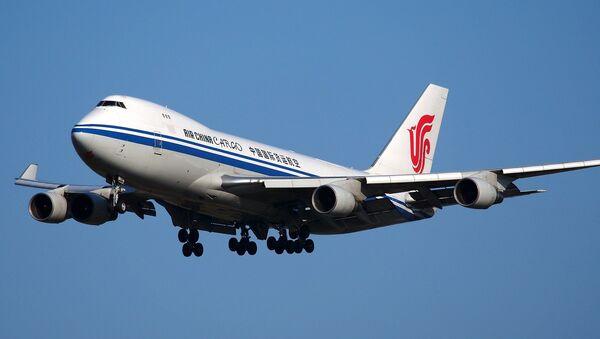 Самалёт кампаніі Air China - Sputnik Беларусь