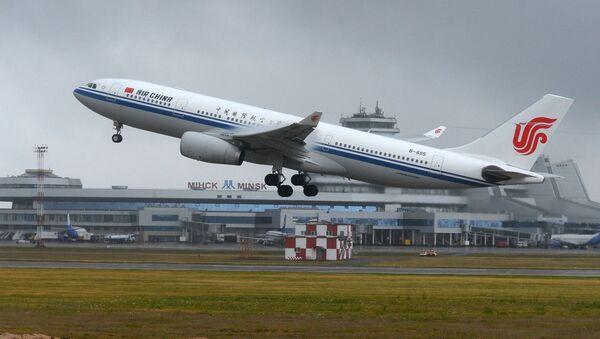 Air China в аэропорту Минск - Sputnik Беларусь