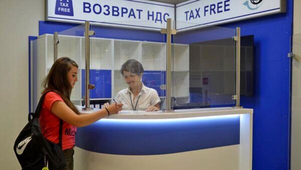 Мытнікі расказалі, дзе можна вярнуць Tax Free наяўнымі - Sputnik Беларусь