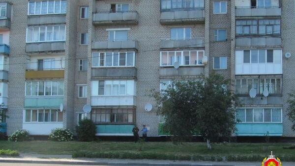 Мужчина застрелил бывшую жену и покончил жизнь самоубийством в Кричеве - Sputnik Беларусь