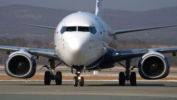Самолет Boeing 737 - Sputnik Беларусь
