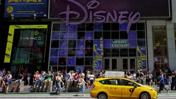 Магазин Disney в Нью-Йорке - Sputnik Беларусь
