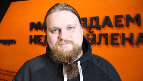IT-менеджер Сергей Лавриненко - Sputnik Беларусь