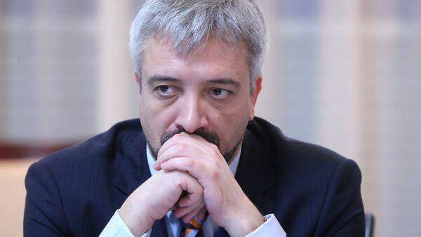 Журналіст, тэлевядучы Яўген Прымакоў - Sputnik Беларусь