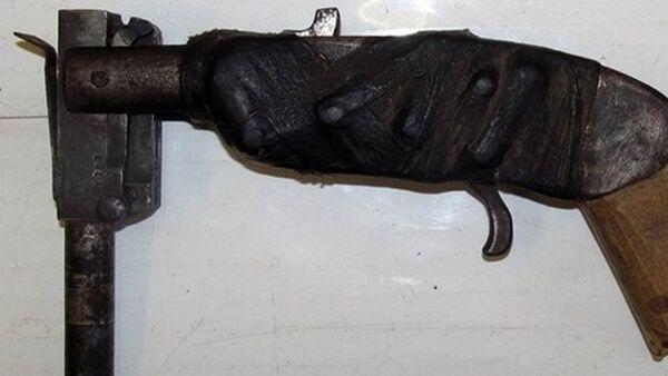 Житель Ушачского района хранил самодельный пистолет - Sputnik Беларусь
