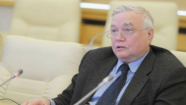 Ведущий эксперт Центра специальных медиаметрических исследований Игорь Николайчук  - Sputnik Беларусь