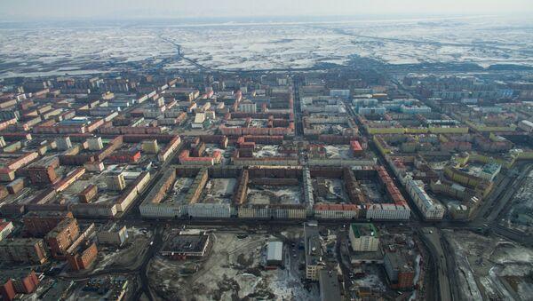 Города России. Норильск - Sputnik Беларусь