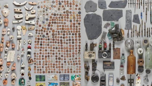 Артэфакты, знойдзеныя ў каналах Амстэрдама - Sputnik Беларусь