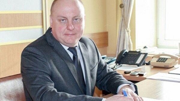 Председатель Браславского райисполкома Владимир Драневский - Sputnik Беларусь
