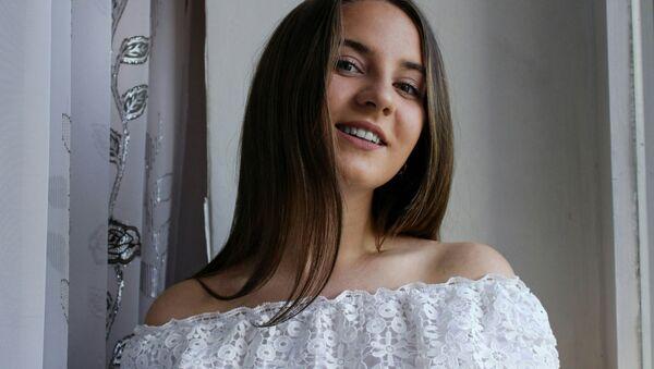 Анастасія Саванец - Sputnik Беларусь
