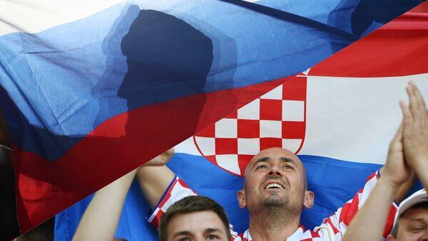 Россия – Хорватия: ожидания перед матчем - Sputnik Беларусь