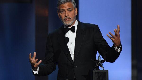 Голливудский актер Джордж Клуни - Sputnik Беларусь