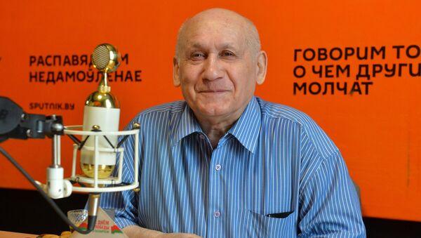 Ханок аб выйграным судзе супраць тэлеканала АНТ - Sputnik Беларусь