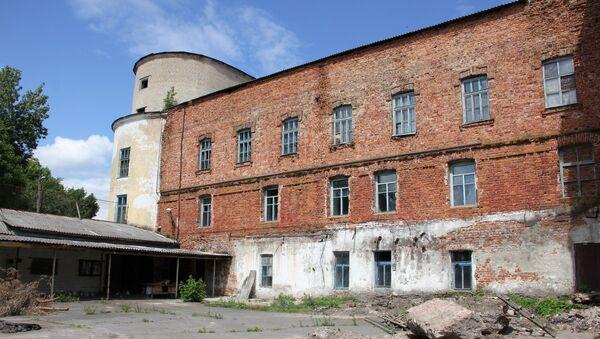 Мужскі кляштар ордэна цыстэрцыянцаў у Мазыры - Sputnik Беларусь