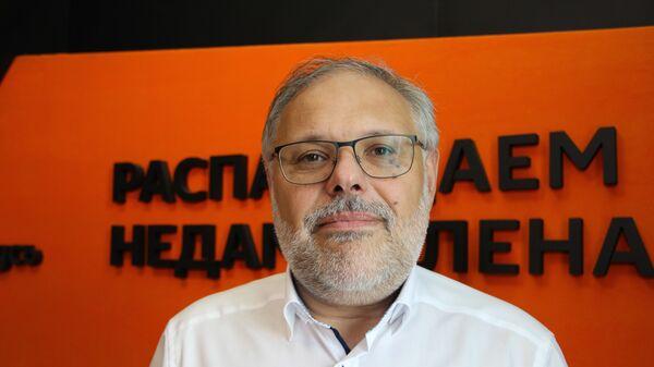 Экономический эксперт, публицист Михаил Хазин  - Sputnik Беларусь