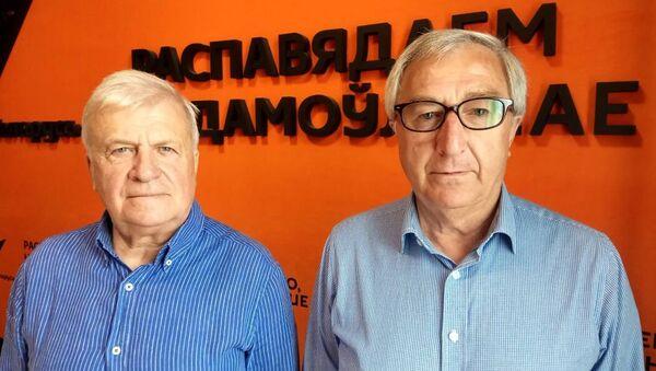 Байдачный и Курнев об итогах Чемпионата мира по футболу в России - Sputnik Беларусь