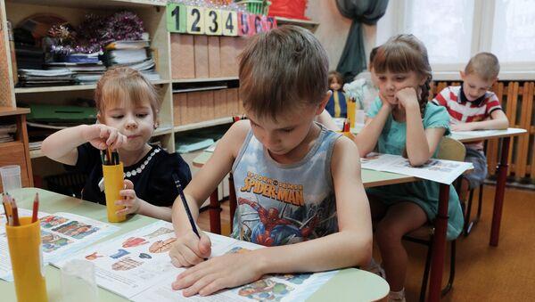 Детский сад, архивное фото - Sputnik Беларусь
