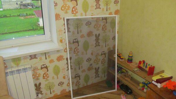 Москитная сетка в комнате - Sputnik Беларусь