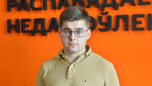 Председатель совета ОО Дискуссионно-аналитическое сообщество Либеральный клуб Евгений Прейгерман - Sputnik Беларусь