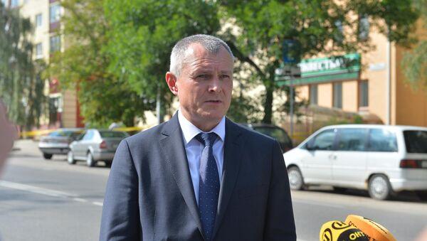 Кіраўнік МУС Ігар Шуневіч - Sputnik Беларусь