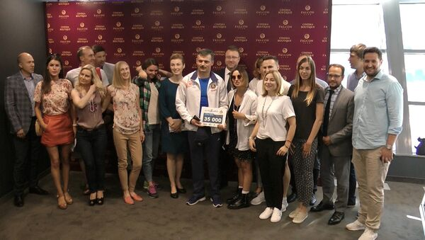 Каманда Dream team пачала рыхтавацца да Мінскага паўмарафону 2018 - Sputnik Беларусь