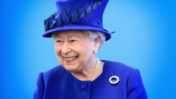 Лізавета II: любімыя брошкі каралевы - Sputnik Беларусь