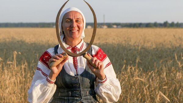 Жняя, архіўнае фота - Sputnik Беларусь
