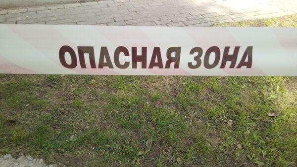Стужка агароджы  - Sputnik Беларусь